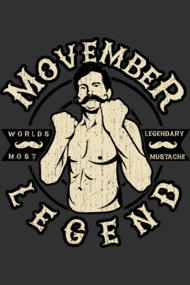 Movember Legend Shirt