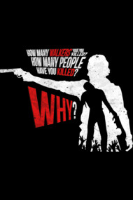 Three Simple Questions Shirts. I've got three simple questions for you. How many walkers have you killed? How many people have you killed? Why?