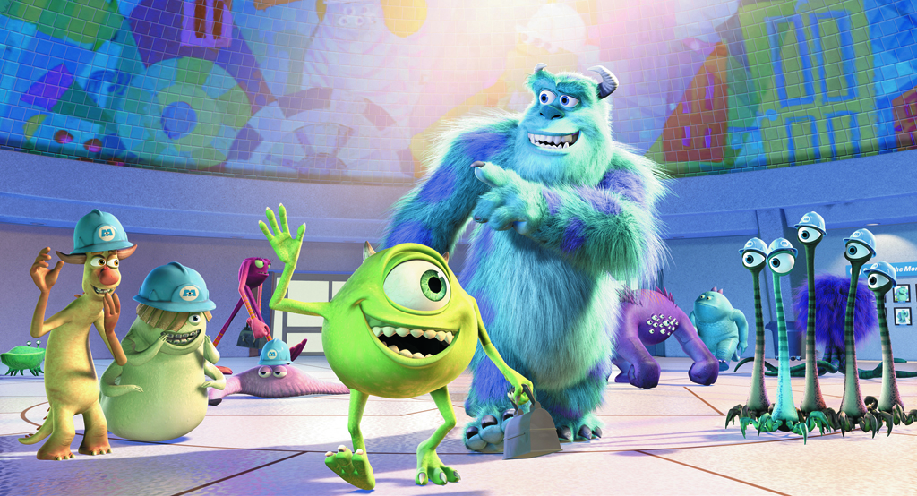 Image result for monsters inc.