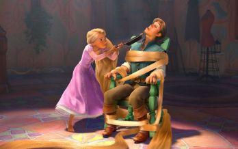 Rapunzel Tangled Frying Pan