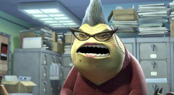 Roz Monsters Inc.