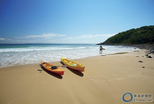 享受陽光吧!2017昆士蘭必玩重點 絕美白沙湖如身在仙境 | ETNEWS 旅遊雲 | ETNEWS旅遊新聞(旅遊)