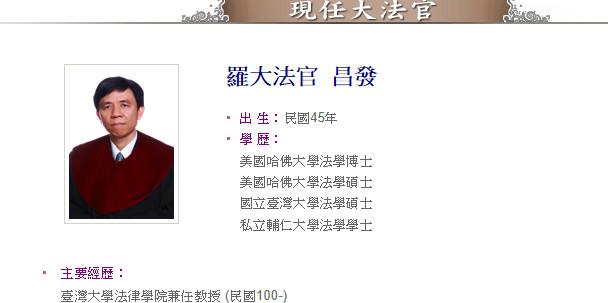 累犯一律加重違憲 大法官羅昌發認為監獄人權也要顧 | ETtoday法律 | ETtoday新聞雲