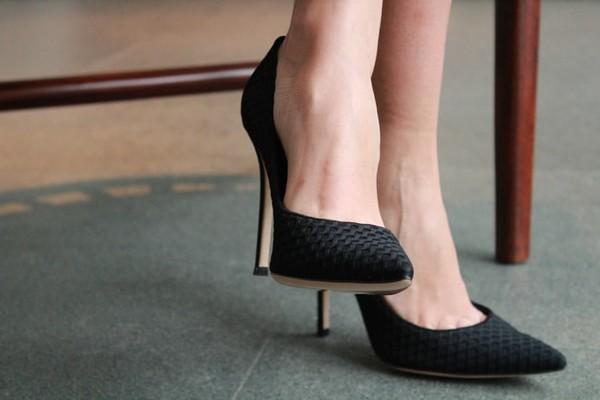 ▲女性,高跟鞋,女人味。(圖/unsplash)