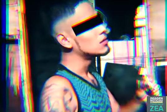 El auto rap de Maximiliano, el asesino de Cuernavaca