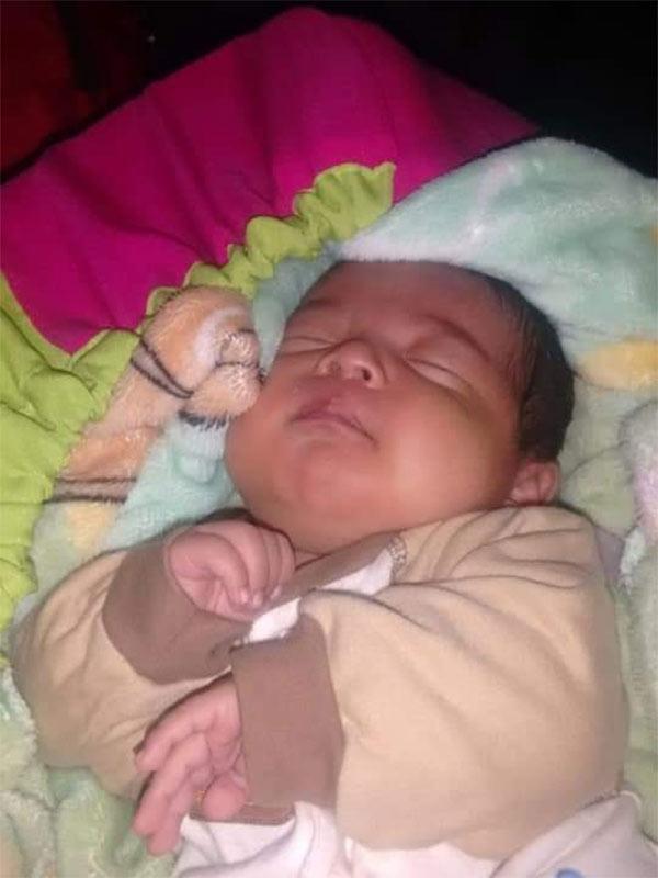 Bebé robada en Naucalpan