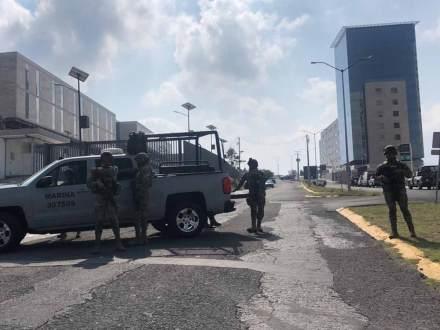 'Cabo 20' fue capturado en una de las Torres del conjunto habitacional Torre Levant Diamante, en Querétaro