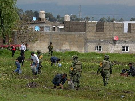 Resultado de imagen para Suman 435 detenidos por robo de combustible: PGR