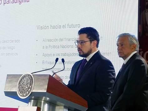 Resultado de imagen para Presenta López Obrador plan de apoyo a créditos Infonavit