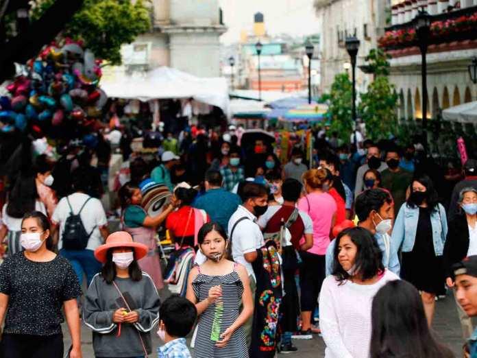 Contagios por Covid-19 incrementan en 140% en una semana en Oaxaca
