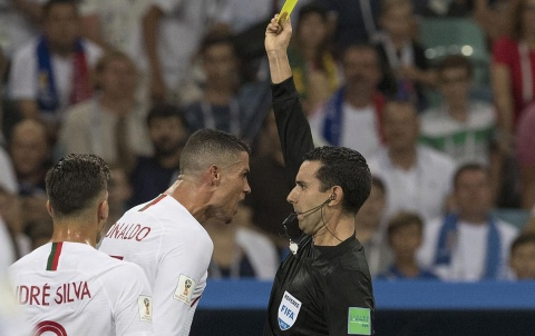 César Ramos, Cristiano Ronaldo, Mundial, Rusia,