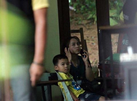 Confirman rescate de 4 niños en Tailandia; paran labores