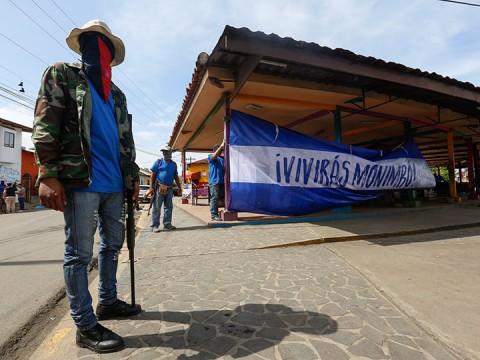 Crisis de Nicaragua cumple 3 meses y ha dejado 351 muertos (Foto: AP)