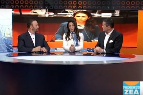 Ana Gabriela Guevara Espinoza consideró que es necesario convertir la Conade en una secretaría, cambio que podría realizarse a dos años de su gestión en la Comisión. Foto tomada del video.