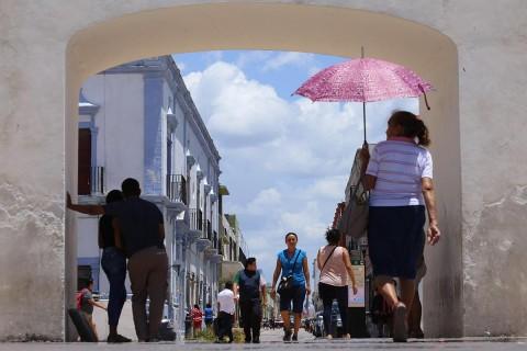 Se pronostican valores superiores a 45 grados Celsius en regiones de Baja California y Sonora. Foto: Cuartoscuro