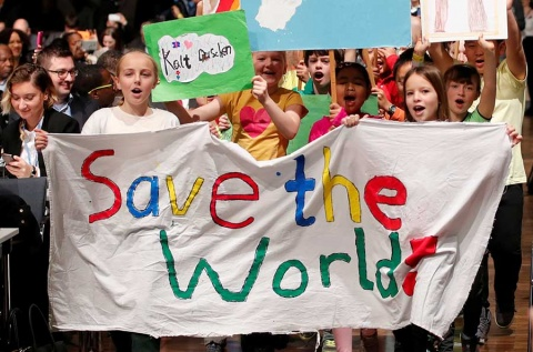 ONU lanza ultimátum para salvar a la Tierra del cambio climático