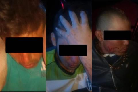 detienen a seis que les dispararon a policias en aguascalientes