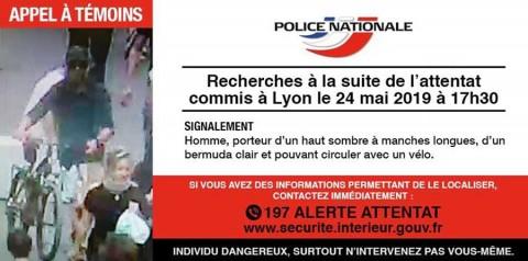 Arrestan a 4 en Francia por explosión en Lyon