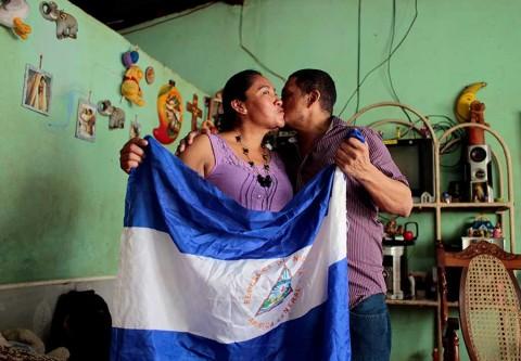 Gobierno de Nicaragua libera a líderes opositores