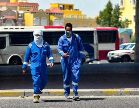 Calor récord en el mundo: Kuwait alcanza los 63 grados