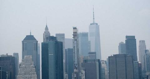 alerta en nueva york por contaminacion provocada por incendios b Pausa MX Alerta en Nueva York por contaminación provocada por incendios