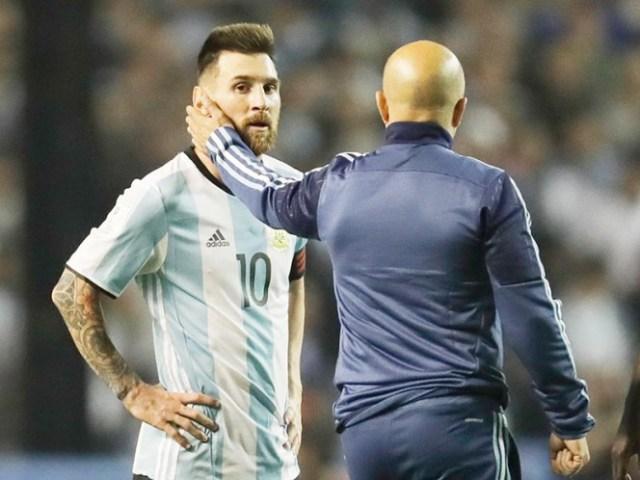 Messi cumplirá 31 años en plena Copa del Mundo y acaso sea su última oportunidad (AP)