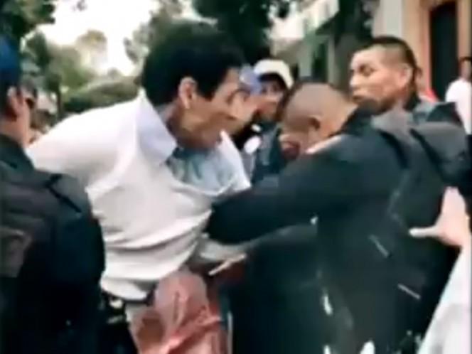 Héctor permaneció 48 horas detenido; denunció a los policías que lo acusaron injustificadamente ante la fiscalía de servidores públicos de la Procuraduría de la Ciudad de México / Foto: Especial