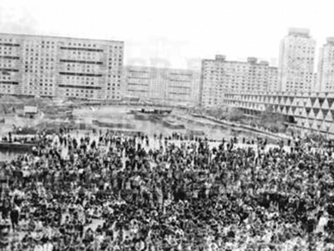 Histórico 1968: una noche que perdura; cronología de la masacre
