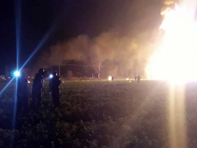 Aumenta a 71 la cifra de heridos por explosión de ducto en Tlahuelilpan