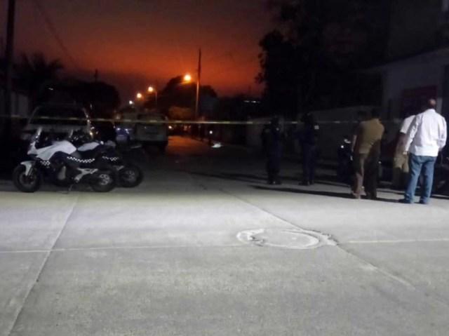 Más violencia en Veracruz: sicarios matan a tres en Cosoleacaque