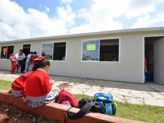 Desaparece niña de nueve años en escuela primaria