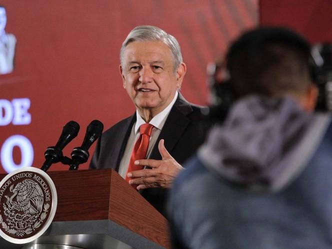 Investigan por depósito de 80 mdp a magistrado suspendido: López Obrador