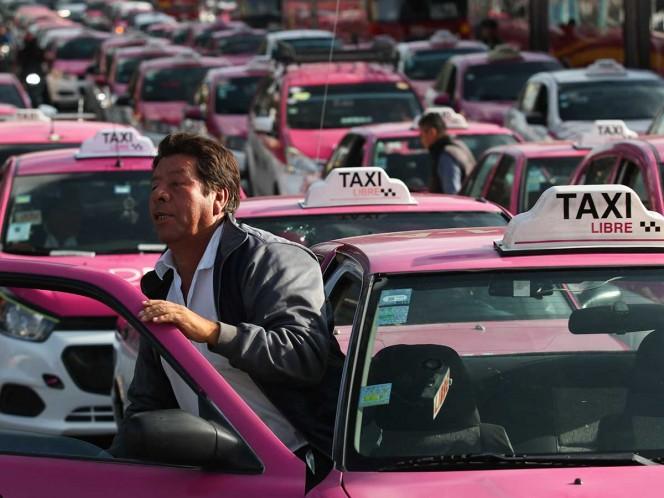 El TUM está conformado por organizaciones añejas en la ciudad como Panteras, Frente Popular Francisco Villa o Central Unitaria de Transporte. Foto: Cuartoscuro