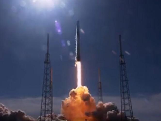 Lanzan con éxito el nanosatélite mexicano AztechSat-1