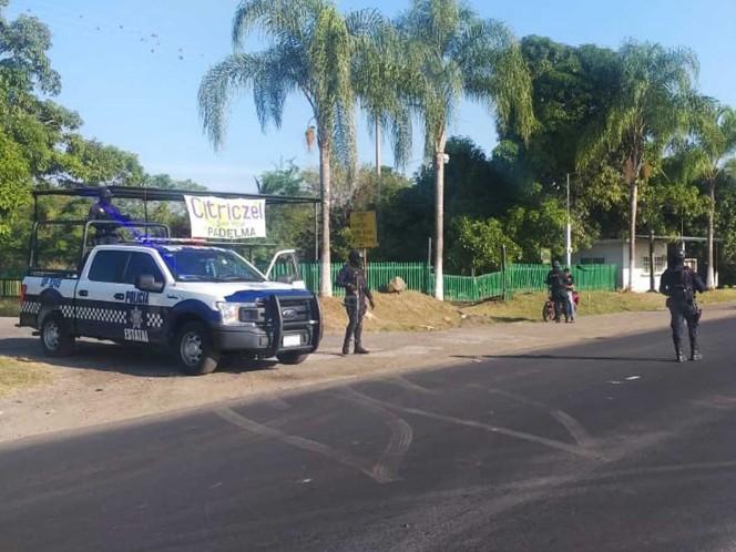 Homicidio, Paso del Macho, Veracruz, Rafael Pacheco Molina, Seguridad, Justicia, Alcalde, Operativo, Balacera