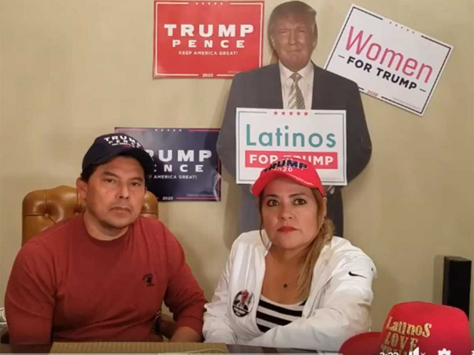 Tunden to Mexicans for going to Trump rally; he defends them