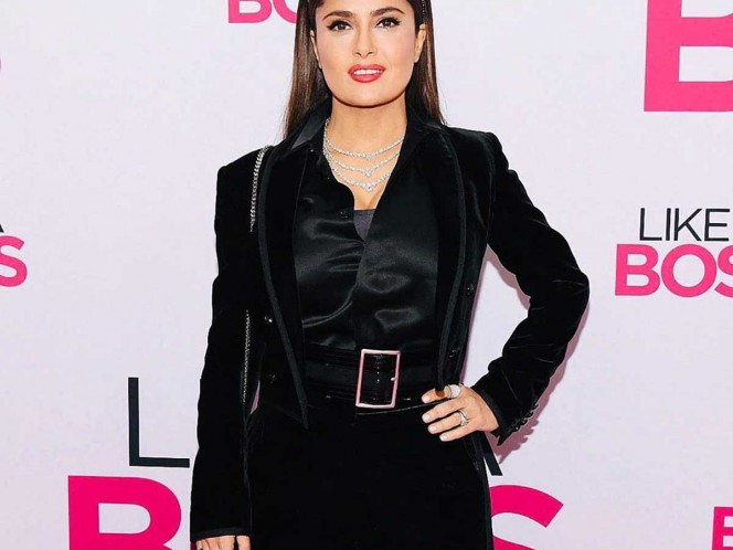 Salma Hayek had to overcome the stereotypes of Hollywood