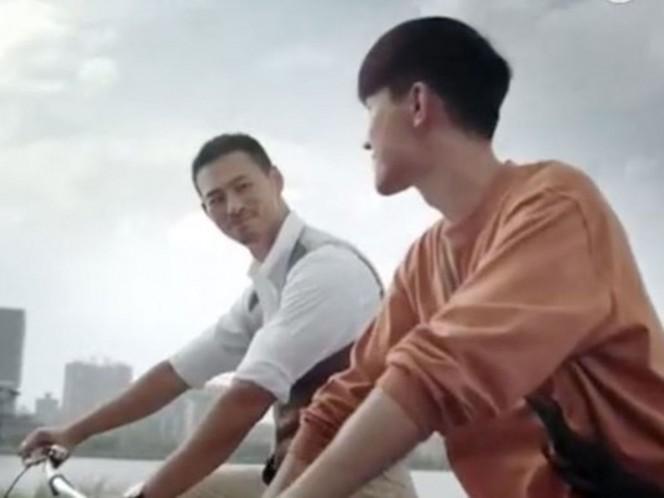 ¿Pareja gay o padre e hijo? Publicidad francesa desata críticas en China