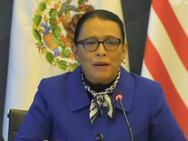 Mexico wants peace, not war: Rosa Isla Rodriguez