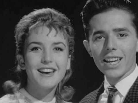Angélica María y Enrique Guzmán recuerdan su noviazgo
