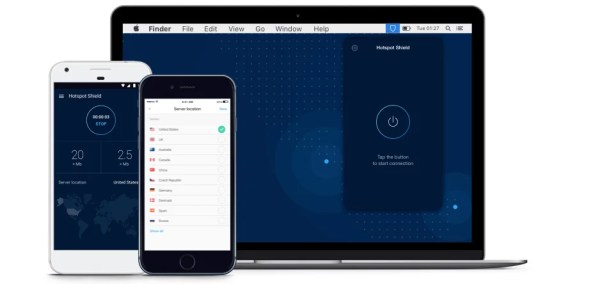Hotspot Shield review: A fast, fully featured VPN | Expert ...