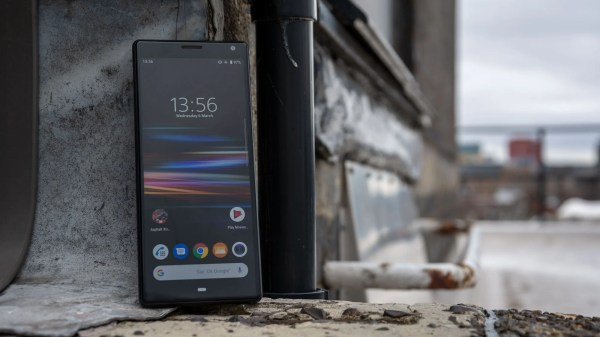 Sony Xperia 10 review: A lean movie-watching machine ...