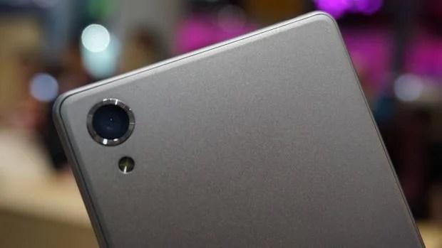 Sony Xperia X camera