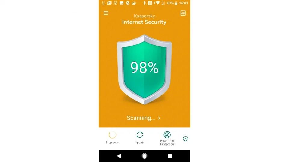 Good Antivirus Android