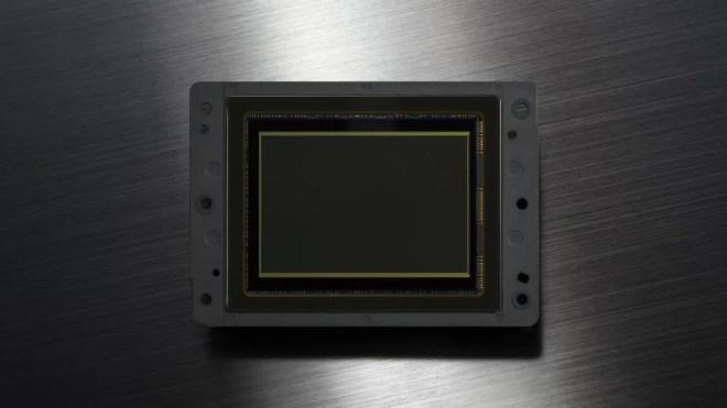 Nikon D810 sensor