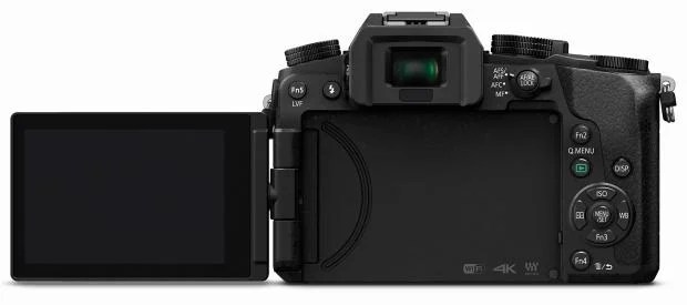 Panasonic G7 back