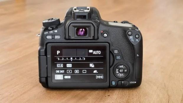 Canon EOS 760D back