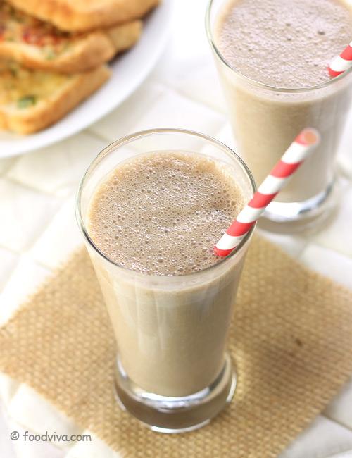 Resultado de imagem para milk shake banana