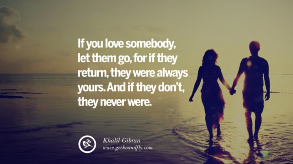 50 Quotes About Moving On And Letting Go Of Relationship ...
