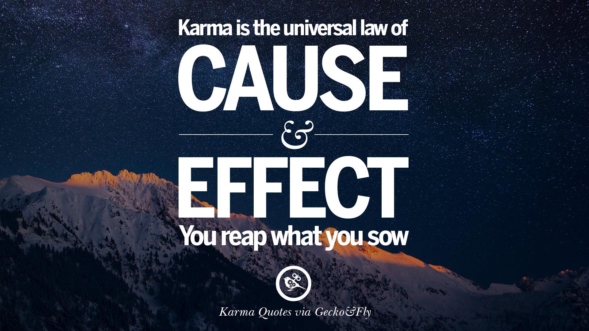 Funny Karma Quotes And Sayings